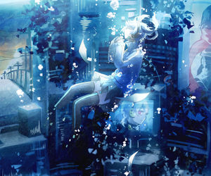 eñe, anime, and kagerou project image