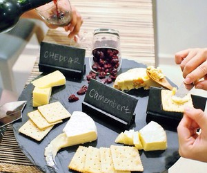 amazing, cheese, and food image