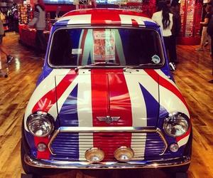 british, car, and london image