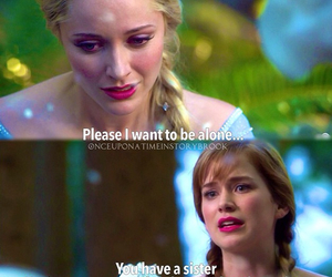 anna, bae, and frozen image