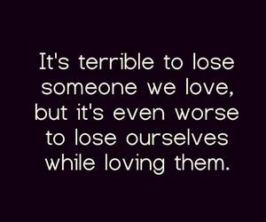 lose and love image