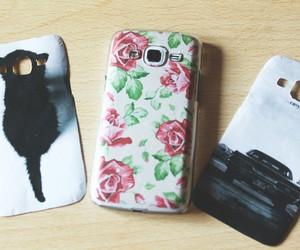 case, cover, and galaxy image