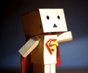 superman and danbo image
