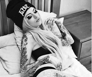 addicted, art, and tatowierung image