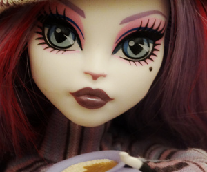 doll, catrine, and monster high image