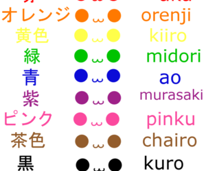 japanese, colors, and japan image