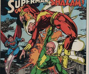 comic, Lex Luthor, and superman image