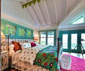 bedrooms, colors, and style image