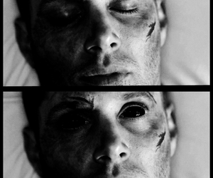 crowley, dean, and dean winchester image