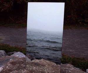 mirror and photography image