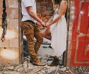 couples, fashion, and love image