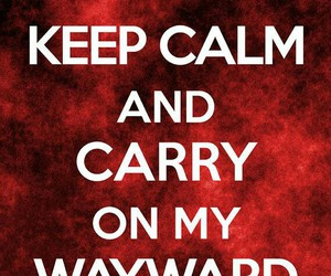 supernatural and carry on my wayward son image