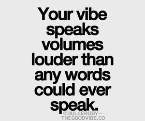 quote, vibe, and louder image