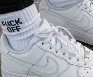 grunge, hipster, and nike image