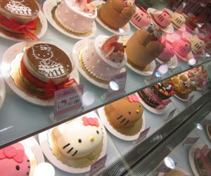 cake, cakes, and cute food image