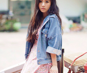 kfashion, ulzzang, and baek su min image