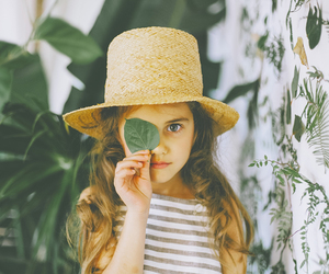 child, girl, and kids image