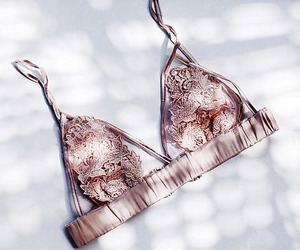 fashion, bra, and pink image