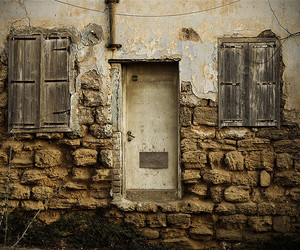50mm, architecture, and crumbling image