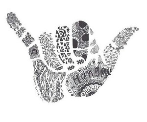 hand and cool image