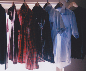 film grain, indie, and shirts image