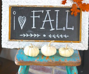 fall, season, and cute image