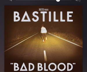 bastille, music, and bad blood image