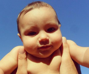 adorable, lovely, and baby image