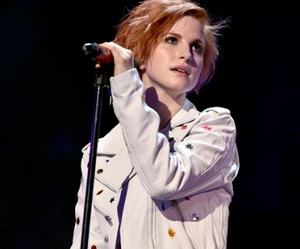 hayley williams, paramore, and iheartradio image