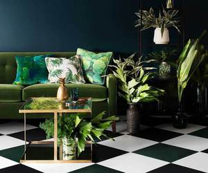 home, design, and green image