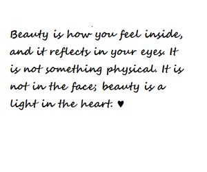 beauty, quote, and eyes image