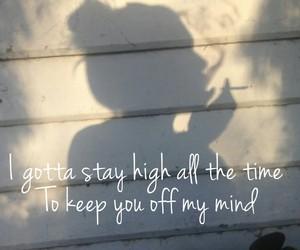 grunge, pastel, and Lyrics image