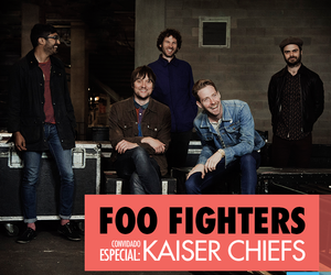 kaiser chiefs, OMG, and new album image