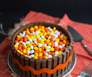 autumn, cake, and candy image