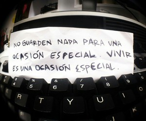 frases and especial image