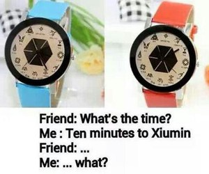 exo, funny, and watch image