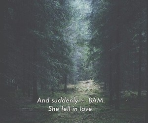 love, BAM, and quote image
