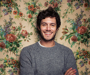 adam brody and boy image