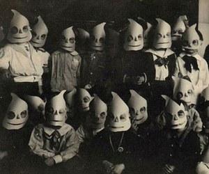Halloween, creepy, and ghost image