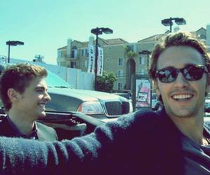 james franco, dave franco, and brothers image