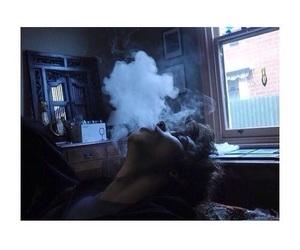 grunge and smoke image