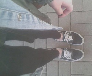 vans, hipster, and style image