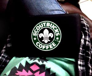 coffee and scout image