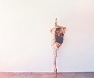 dance, dancer, and inspiration image