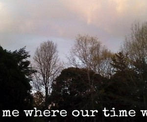 clouds, Lyrics, and paramore image