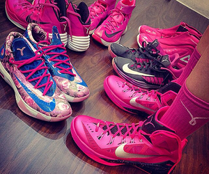 Basketball and pink image