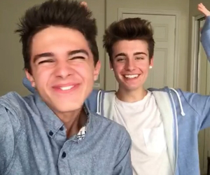smile, weeklychris, and chris collins image