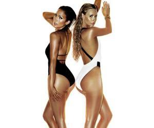 Jennifer Lopez and iggy azalea image