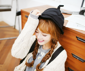 girl, ulzzang, and kim shin yeong image