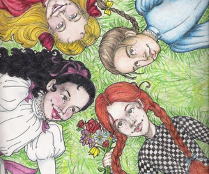 anne of green gables, fanart, and anne shirley image